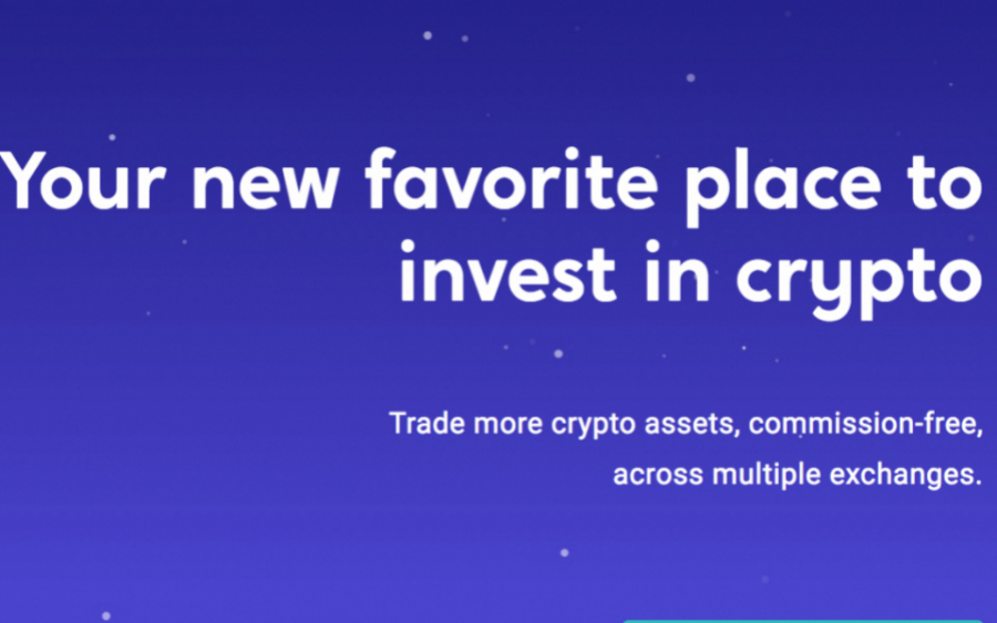 Crypto exchange commission